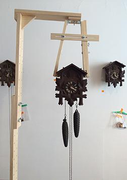 2016: Der Kuckuck hol' dich (Cuckoo Clocks)